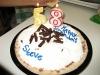 Торт 58 лет