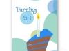 Бизнес-карточка на 58 летие