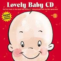 Серия из четырех дисков музыки для новорожденных