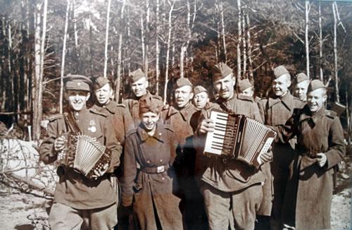 День победы. 9 мая 1945 года. Восточная Пруссия