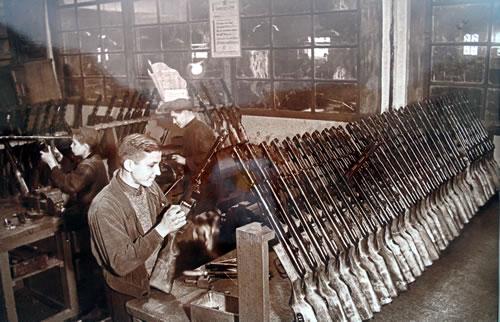 Оборона Москвы. 1941 год.