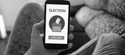 Блокчейн выборы